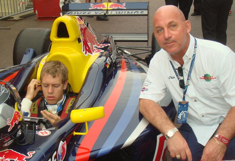 F1 Close Contact